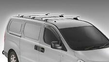 GENUINE HYUNDAI iLOAD & iMAX TQ 4 BAR COMMERCIAL ROOF RACKS SET 125KG LOAD RATE