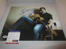 EASTON CORBIN SIGNED 11X14 PHOTO PSA/DNA LITTLE MORE COUNTRY THEN THAT SUPERSTAR