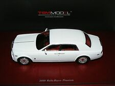 1/43 True Scale TSM 2009 Rolls Royce Phantom in White