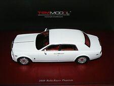 1/43 True Scale TSM 2009 Rolls Royce Phantom in White