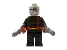 ** CUSTOM LEGO** Tommy Elliot Hush DC minifigure Batman 2 Video Game