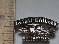 Harley Davidson Motorcycle Pin (#287)
