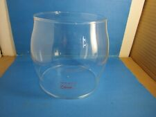 Vintage Coleman glass globe no. 660 made in USA