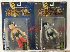 Astro Boy Sleeping Atom + Gray Variant Sleeping Atom Miracle Figures rare