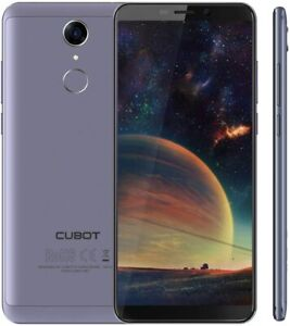 4G Smart Phone Unlocked Android Cubot Nova 16 GB 3 GB RAM 8.1 blue Dual Sim