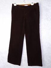 Vince Corduroy 8 Brown Wide Leg Trouser Stretchy Pants