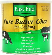 1 x 2 kg East End Pur beurre ghee Indian Asian Cooking food Pure Desi Ghee 2 kg