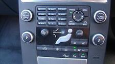 VOLVO XC70 RADIO/ CD PLAYER/ PHONE / AC CONTROLS BZ 12/07- 16