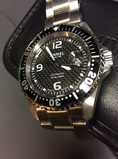 Nivrel Deep Ocean Automatic Divers Watch ETA 2824-2 43mm