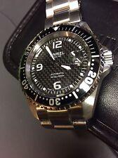 Nivrel Deep Ocean Automatic Divers Watch ETA 2824-2 43mm