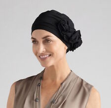 NEW Amoena Marigold turban black
