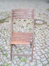 Ancienne Chaise de Jardin Chaise de Bière Chaise de Jardin Chaise en Bois