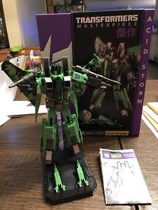 Hasbro Acid Storm Transformers Action Figure