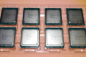 SR1A5 INTEL XEON Processor 10 CORE E5-2690V2 25MB 3.00GHZ CPU's Grade A!