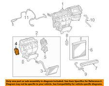 TOYOTA OEM Evaporator Heater-Servo 8710607120