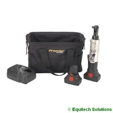 """Sealey CP6002 3/8"""" Drive 14.4V Cordless Ratchet Wrench with 2 Lithium Batteries"""