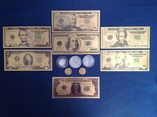 Joblot Banknotes/coins/ House Clearance