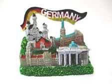 München Berlin Hamburg Neuschwanstein Magnet Travel Souvenir Germany