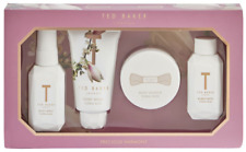 Ted Baker Precious Harmony Gift Set with Bubble Bath, Body Spray and Wash