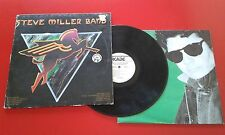 STEVE MILLER BAND ***The Very Best*** RARE & SCARCE 1991 LP SPAIN with POSTER