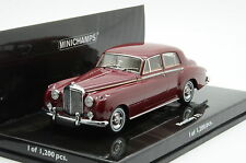 RARE !! Bentley S2 Minichamps 1/43