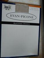 EVAN-PICONE  BUSINESS SHEERS LT. CONTROL TOP  PANTYHOSE Vanilla Medium style 187