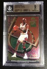 Michael Jordan 1993 Fleer Ultra POWER IN THE KEY #2  BGS 9 Priority Mail