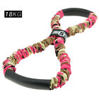 Figure 8 Resistance Band Chest Expander Pull Rope For Yoga Gym Fitness Arm Train