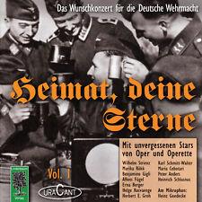 Heimat deine Sterne (CD) Vol. 1 Das Wunschkonzert für die Deutsche Wehrmacht