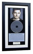 MICHAEL BUBLE Nobody But Me CLASSIC CD ALBUM TOP QUALITY FRAMED+FAST GLOBAL SHIP