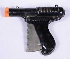 """Vintage Patent 1936 NU-MATIC Black Cap Gun for PARTS or REPAIR 5.25""""L x 4.5""""H"""