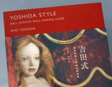 Ryo Yoshida Style Ball Jointed Doll How to Make Photo Guide Book Vol.1 New Mint!