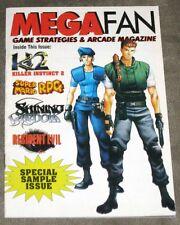 MegaFan Special Sample Issue KI2, Super Mario RPG, Shining Wisdom, Resident Evil