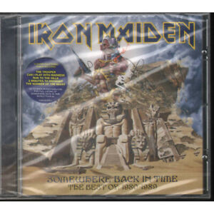 Iron Maiden CD Somewhere Back In Time - The Best Of 1980 1989 / EMI Sigillato