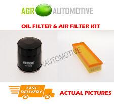 DIESEL SERVICE KIT OIL AIR FILTER FOR RENAULT KANGOO EXPRESS 1.9 84 BHP 2003-08