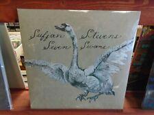 Sufjan Stevens Seven Swans LP NEW vinyl [4th Release indie Folk]
