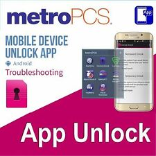 Metro PCS Android App Device Unlock Service LG K20 Plus Stylo 4 Aristo Moto E4