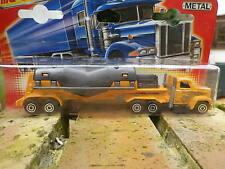 MAJORETTE série 300 camion GMC CITERNE CIMENT 1997 1/100 Neuf en boite blister