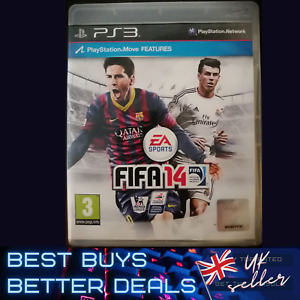 FIFA 14 PS3 Playstation 3 Game TESTED VGC