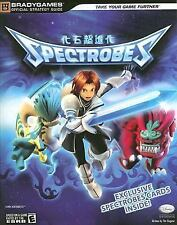 Spectrobes by BradyGames Staff and Tim Bogenn (2007, Paperback)