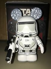 "First Order Snowtrooper 3"" Vinylmation Star Wars The Force Awakens Series 2"