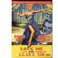 LOVE ME OR LEAVE ME - UK Region 2 Compatible DVD Doris, James , Charles Vidor