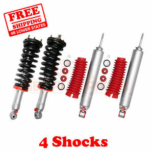 """2.5"""" Lift Rancho QuickLift Leveling Shocks for 00-06 Toyota Tundra 4WD"""
