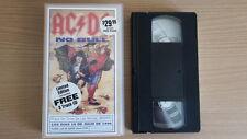 AC/DC No Bull VHS Aus