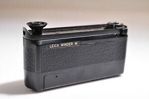 Leica Leitz Winder M- # 14402 Canada Camera Part