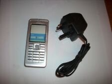 Nokia E60-1 Unlocked Silver (Very good used Condition HQ phone)