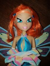 "Winx Club Super Fate Bloom Enchantix Doll 19,7"" GIOCHI PREZIOSI RARE"