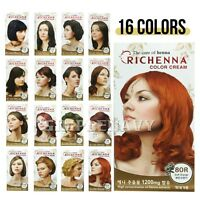 RICHENNA Color Cream Hair Color, Hair Dye