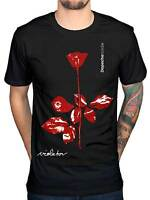 Official Depeche Mode Violator T-Shirt Band Classic Electro Rock Band