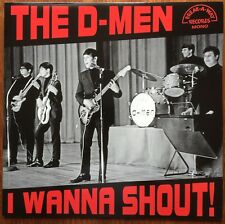 THE D-MEN I Wanna Shout! 1964-66 US Garage Teen Beat British Invasion Mod ►♬